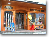 Ski rental shop(s) Sport Alp