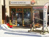 Flaine Super Ski Forum Sport 2000