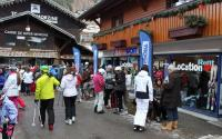 Magasin(s) location de ski Intersport Télé Super Morzine