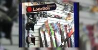 Ski rental shop(s) Intersport Plan Peisey