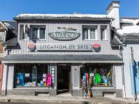 Ski rental shop(s) Aigle Ski
