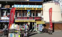 Magasin(s) location de ski La Glisse