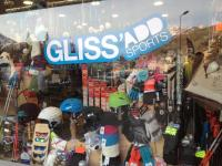 Ski rental shop(s) Gliss'Add Sports