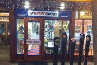 Ski rental shop(s) Intersport Paradisglisse