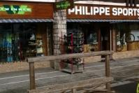 Magasin(s) location de ski Philippe Sports Ski and Bike