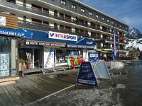 Ski rental shop(s) Centre Village<br>INTERSPORT